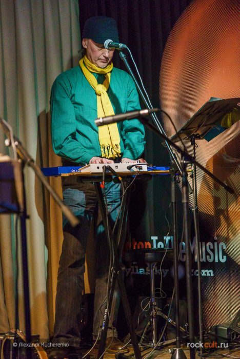 Фотоотчет | Вера Сажина & Павел Хотин в Питере | VinyllaSky | 19.03.2016