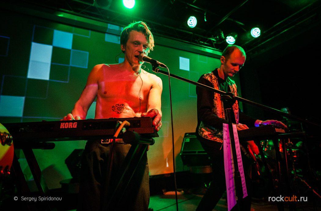 Фотоотчет | Курара в Питере | The Place | 5.03.2016