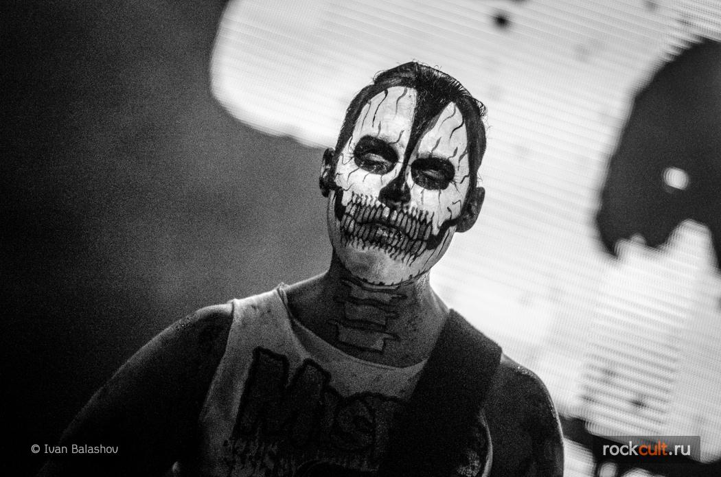 Фотоотчет   Misfits в Москве   Известия Hall   18.03.2016