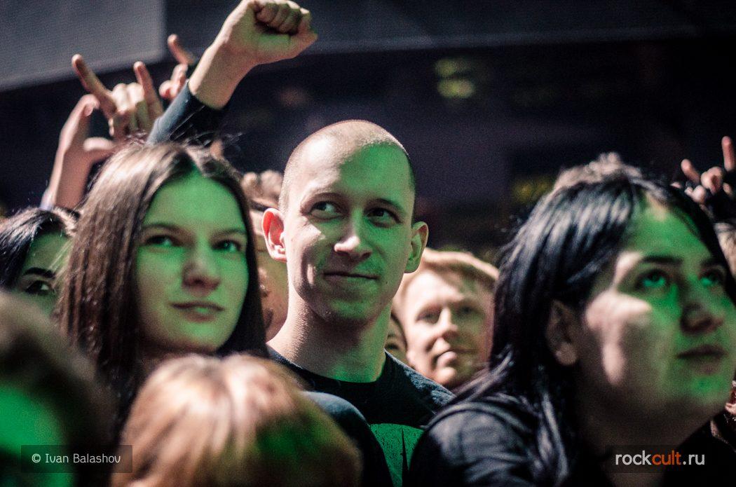 Фотоотчет | Misfits в Москве | Известия Hall | 18.03.2016