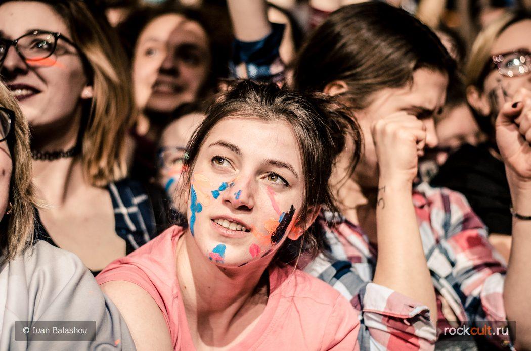Фотоотчет   Thousand Foot Krutch в Москве   Yotaspace   20.03.2016
