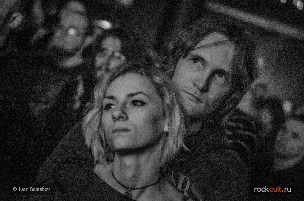 Фотоотчет | Uncle Acid & The Deadbeats в Москве | Театръ | 19.03.2016