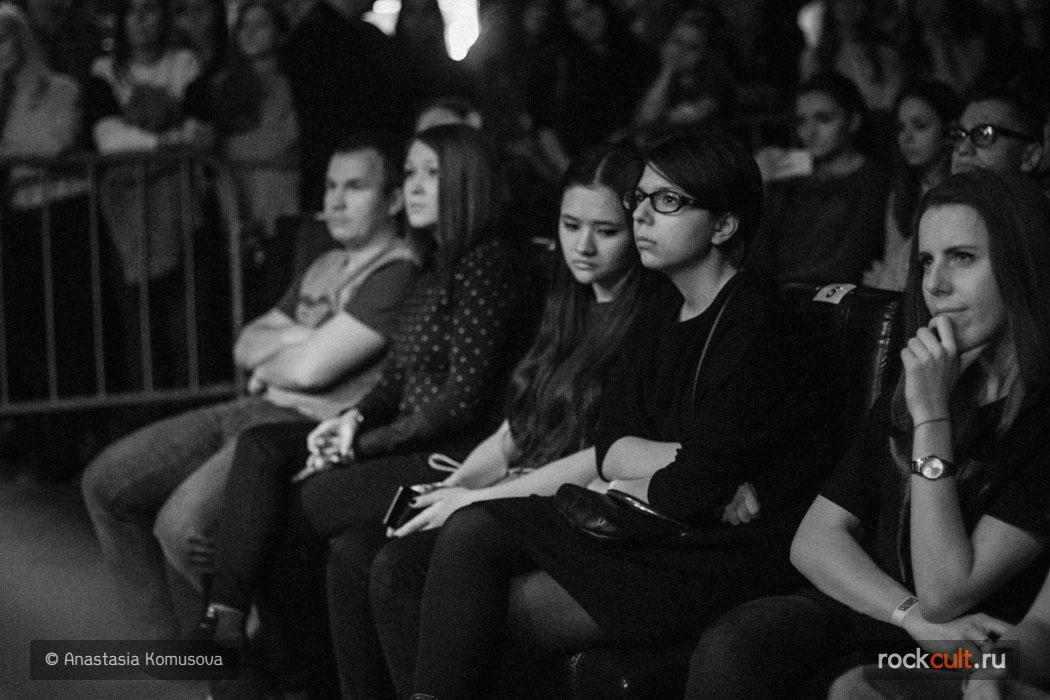 Фотоотчет | The Retuses в Москве | Volta | 26.03.2016
