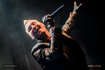 Фотоотчет | Thousand Foot Krutch в Москве | Yotaspace | 20.03.2016