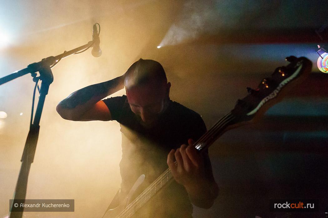 Фотоотчет | Thousand Foot Krutch в Питере | Космонавт | 21.03.2016