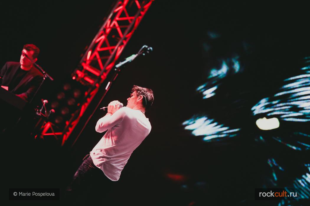 Фотоотчет | A-ha в Москве | СК Олимпийский | 12.03.2016