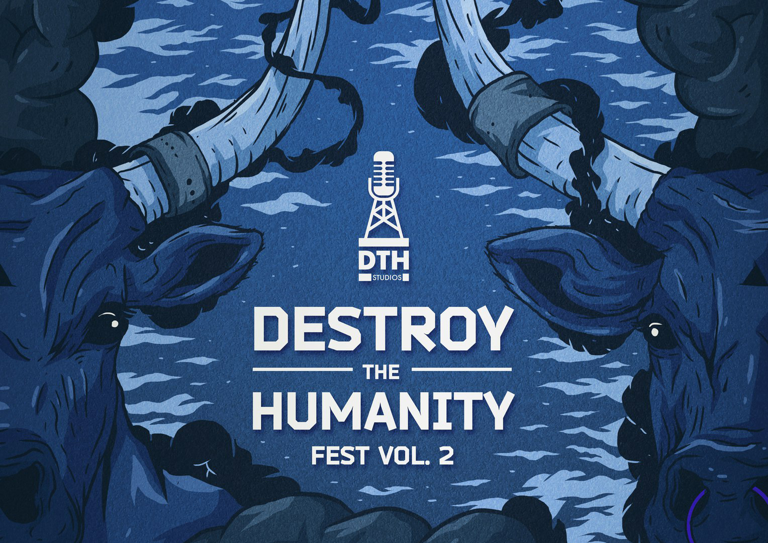 destroy the humanity
