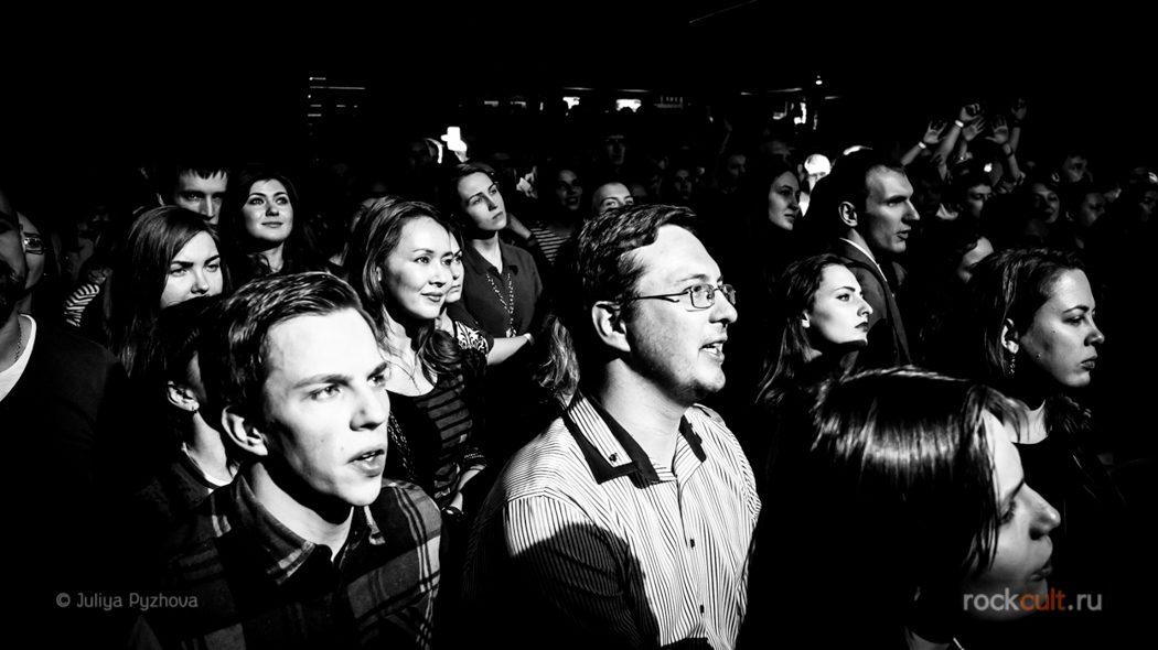 Фотоотчет   Мураками в Москве   КЗ Москва   7.03.2016