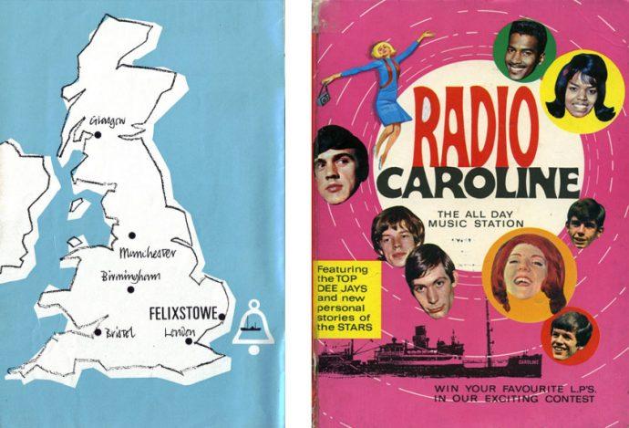 radio caroline история