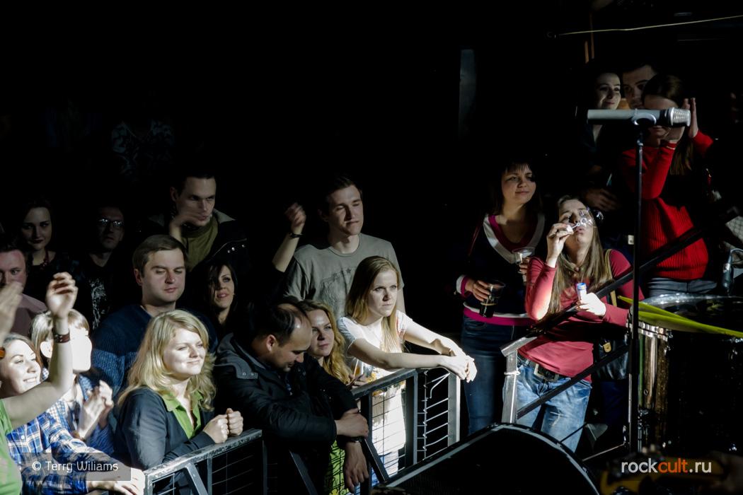 Фотоотчет   ГильZа в Питере   Aurura Concert Hall   15.04.2016