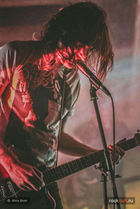 Фотоотчет | A Place To Bury Strangers в Питере | Zoccolo 2.0 | 15.04.2016