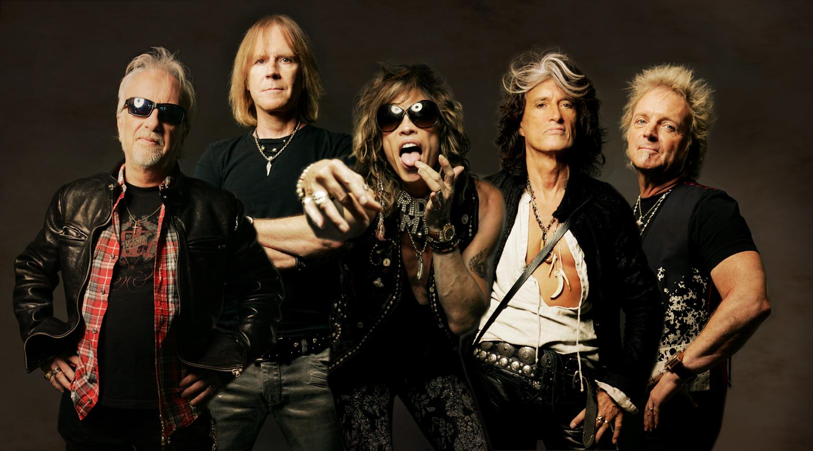 Aerosmith хотят записать новый материал