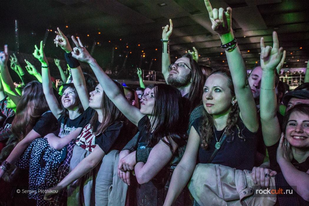 Фотоотчёт | Avantasia в Москве | Ray Just Arena | 06.04.2016
