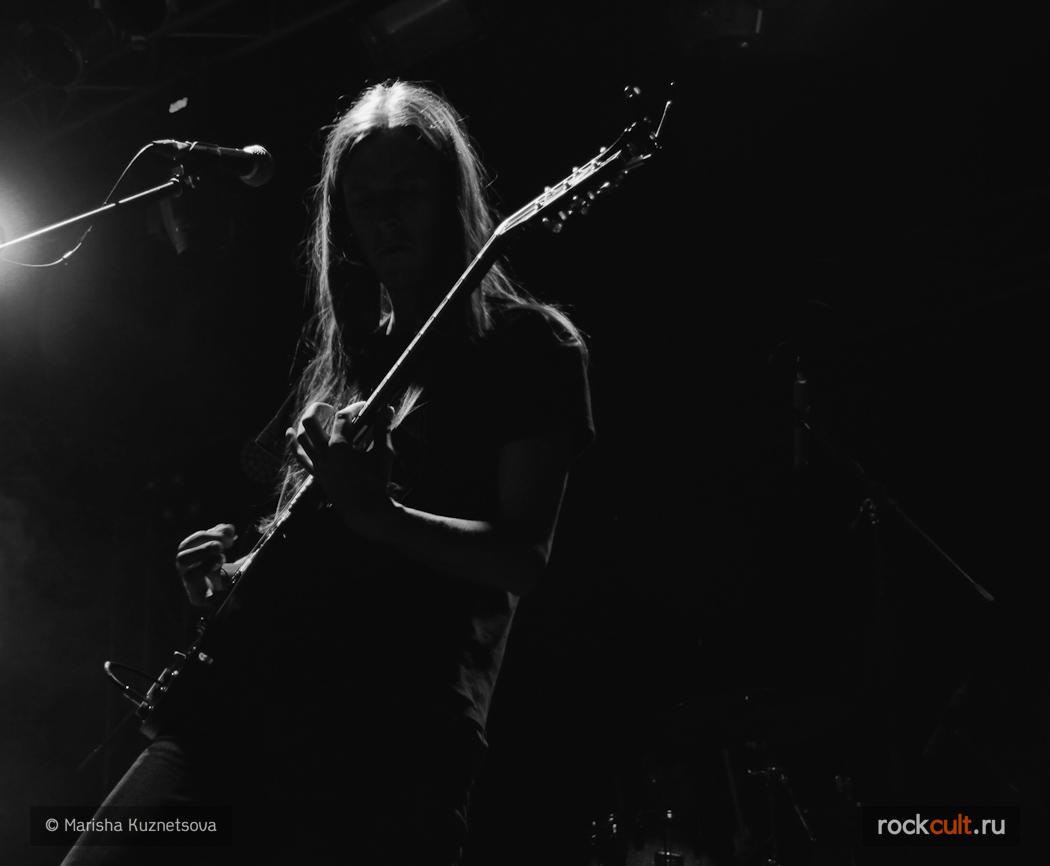 Фотоотчет | Elder в Москве | Volta | 17.04.2016