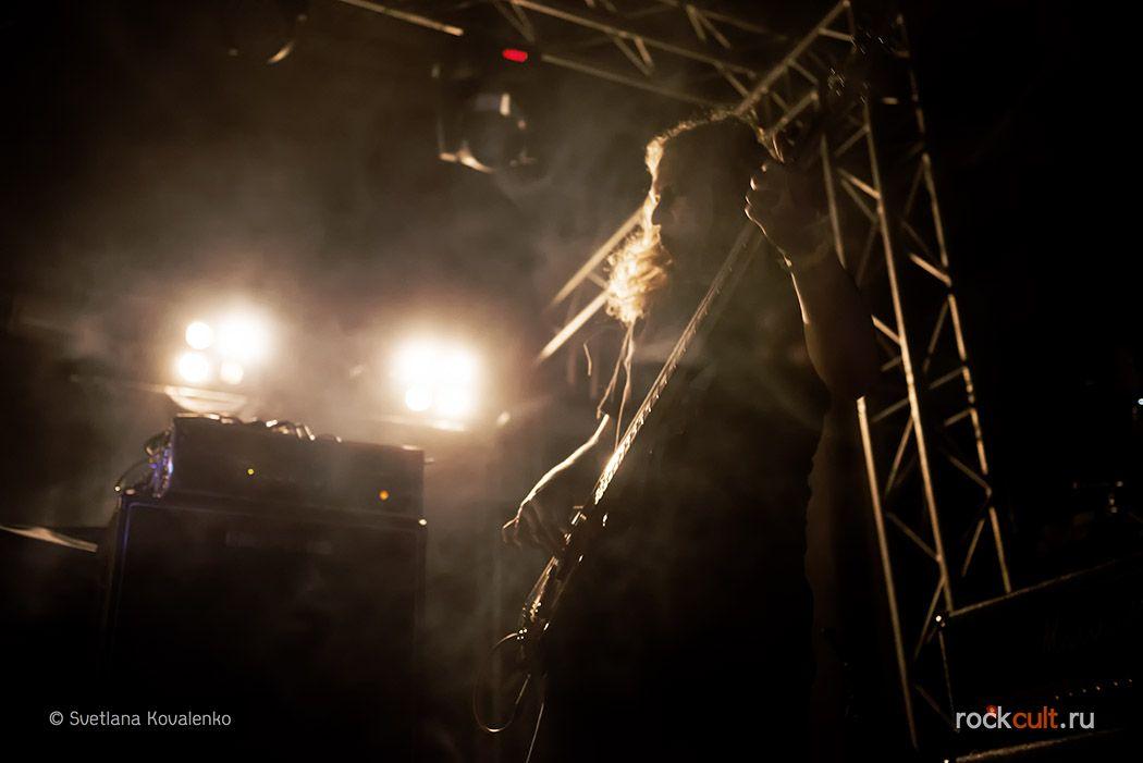 Фотоотчет | Moonspell в Москве | Volta | 13.04.2016
