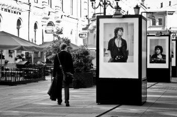 выставка цоя в питере