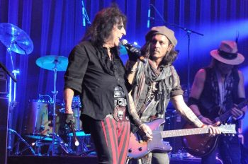 Hollywood Vampires Announce Summer Tour 1