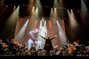 Фотоочет| Симфонические рок-хиты в Питере | БКЗ Октябрьский | 30.03.16 фото