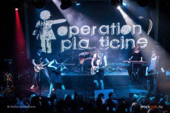 Фотоотчет | Операция Пластилин в Москве | Театръ | 09.04.2016