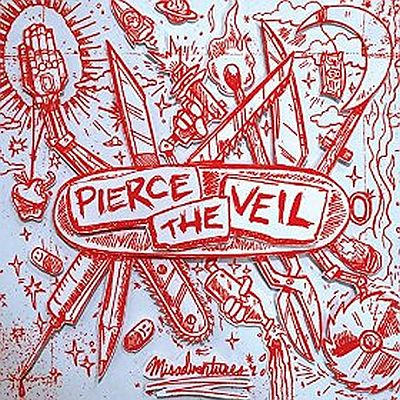 PIERCE THE VEIL cover 2016