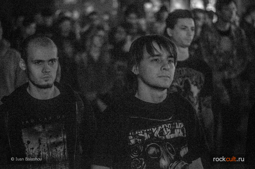 Фотоотчет | Destroy The Humanity fest в Москве | Театръ | 8.04.2016