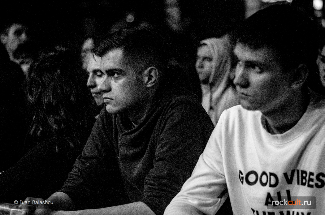Фотоотчет | Tricky в Москве | Yotaspace | 30.03.2016