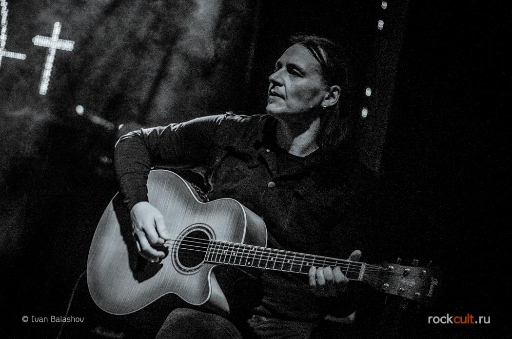 Фотоотчет   Swallow The Sun в Москве   Театръ   21.04.2016