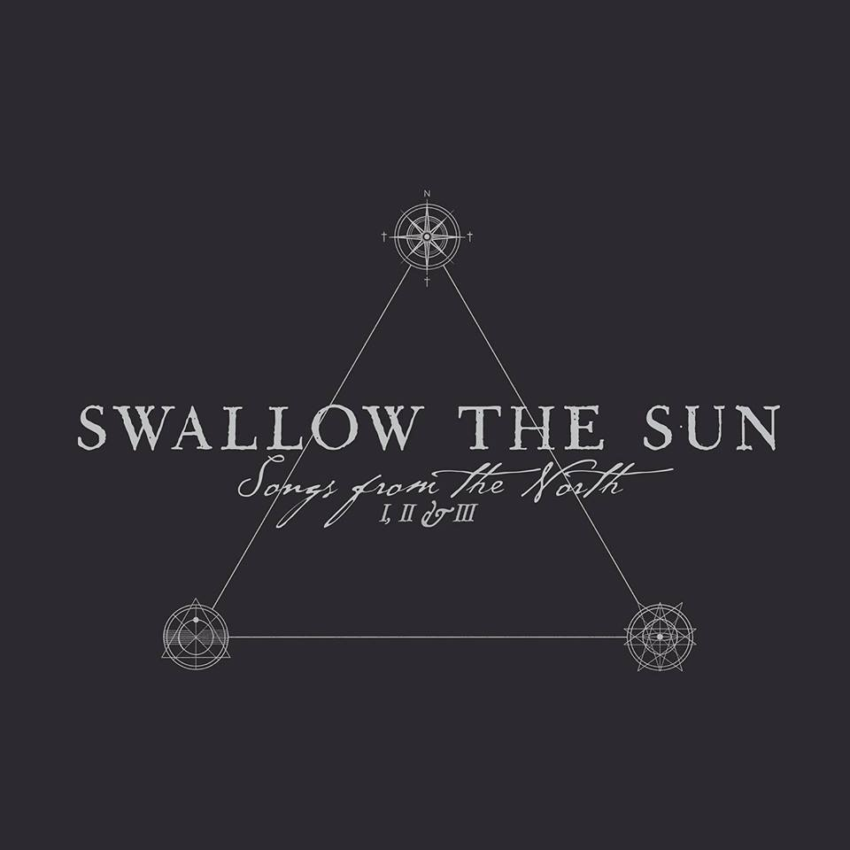 Swallow the Sun - Songs from the North (pt. I, II & III) (2015) фото