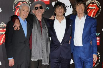 The Rolling Stones the richest rock band 2016 list