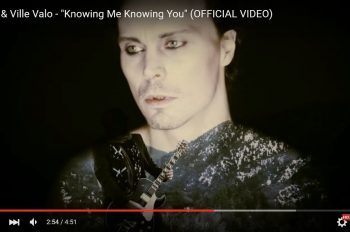 Ville_Valo_MGT_Video_Knowing_Me_Knowing_You_ABBA_Cover