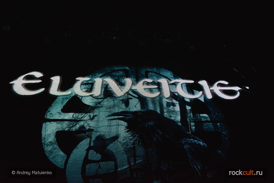 Репортаж  Eluveitie в Москве Известия Hall  23.04.2016 report