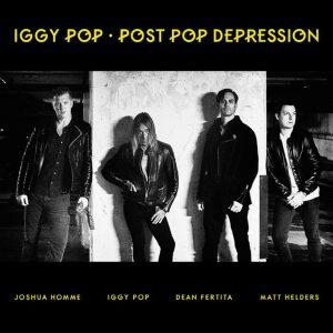 Рецензия на альбом | Iggy Pop – Post Pop Depression (2016) фото