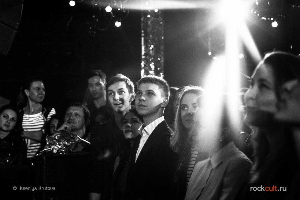 Фотоотчет   Моя Мишель в Москве   16 Тонн   7.04.2016 фото
