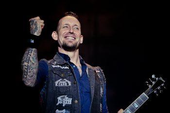 Volbeat live, Nova Rock Festival 2014