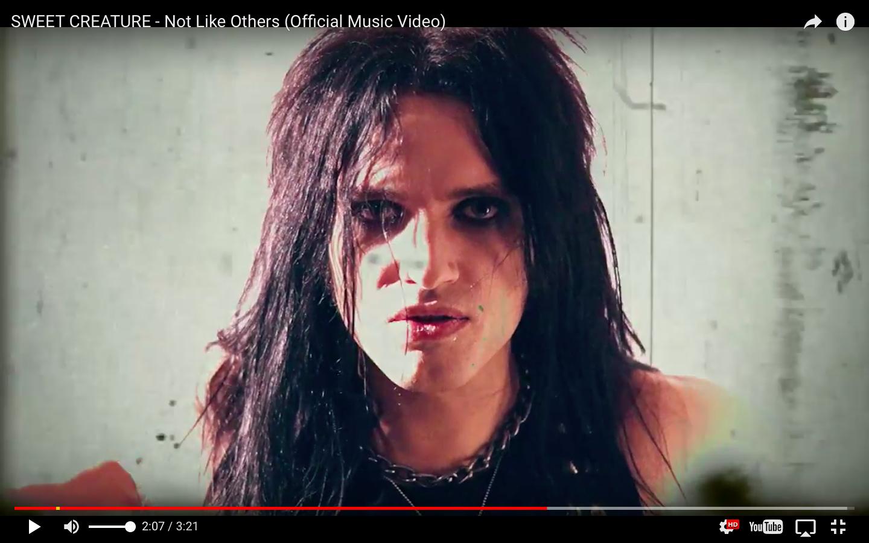 Sweet Creature выпустили клип на песню Not Like Others