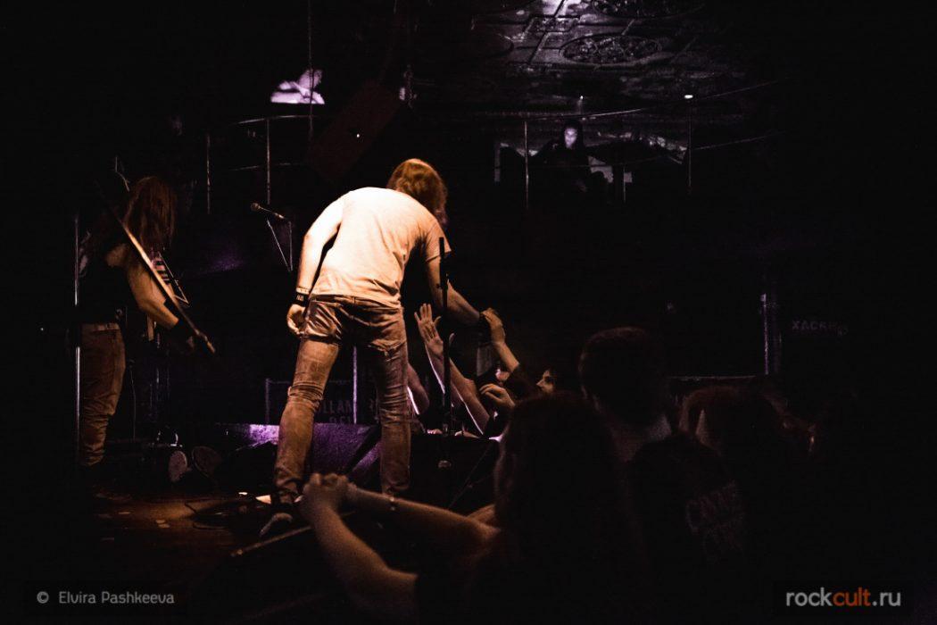 Фотоотчет | Trash Fest: Woslom + Divide в Москве | Brooklyn | 5.05.2016