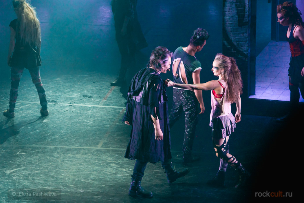Фотоотчет | Рок-мюзикл TODD в Москве | Театр Эстрады | 12.05.2016