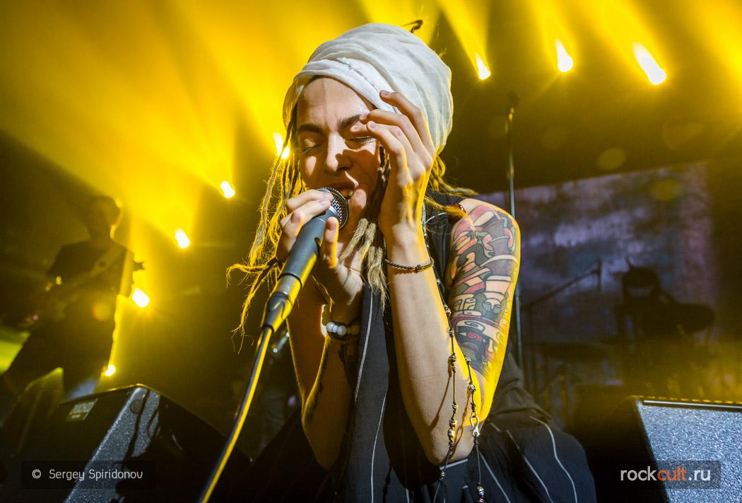 Фотоотчет | ALAI OLI в Питере | Aurora Concert Hall | 7.05.2016