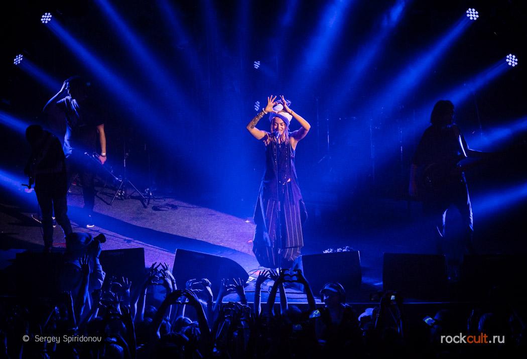 Фотоотчет ALAI OLI в Питере Aurora Concert Hall 7.05.2016
