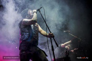 Фотоотчёт | Alien Vampires в Москве | Rock House | 13.05.2016