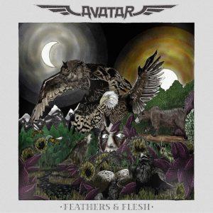 Аvatar - Feathers & Flesh (2016) рецензия на альбом фото