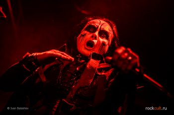 Фотоотчет | Cradle Of Filth в Москве | Volta | 14.05.2016 фото