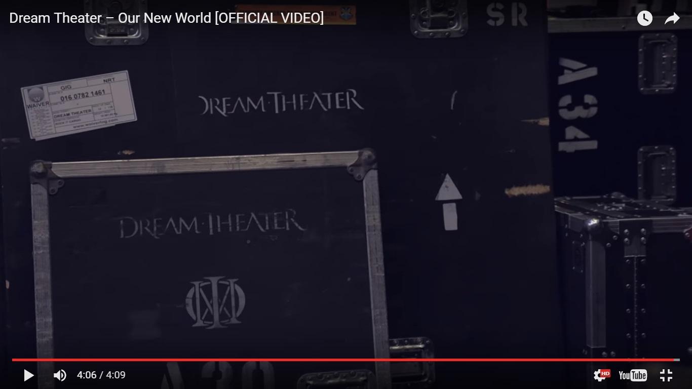Dream Theater выпустили видеоклип на песню Our New World