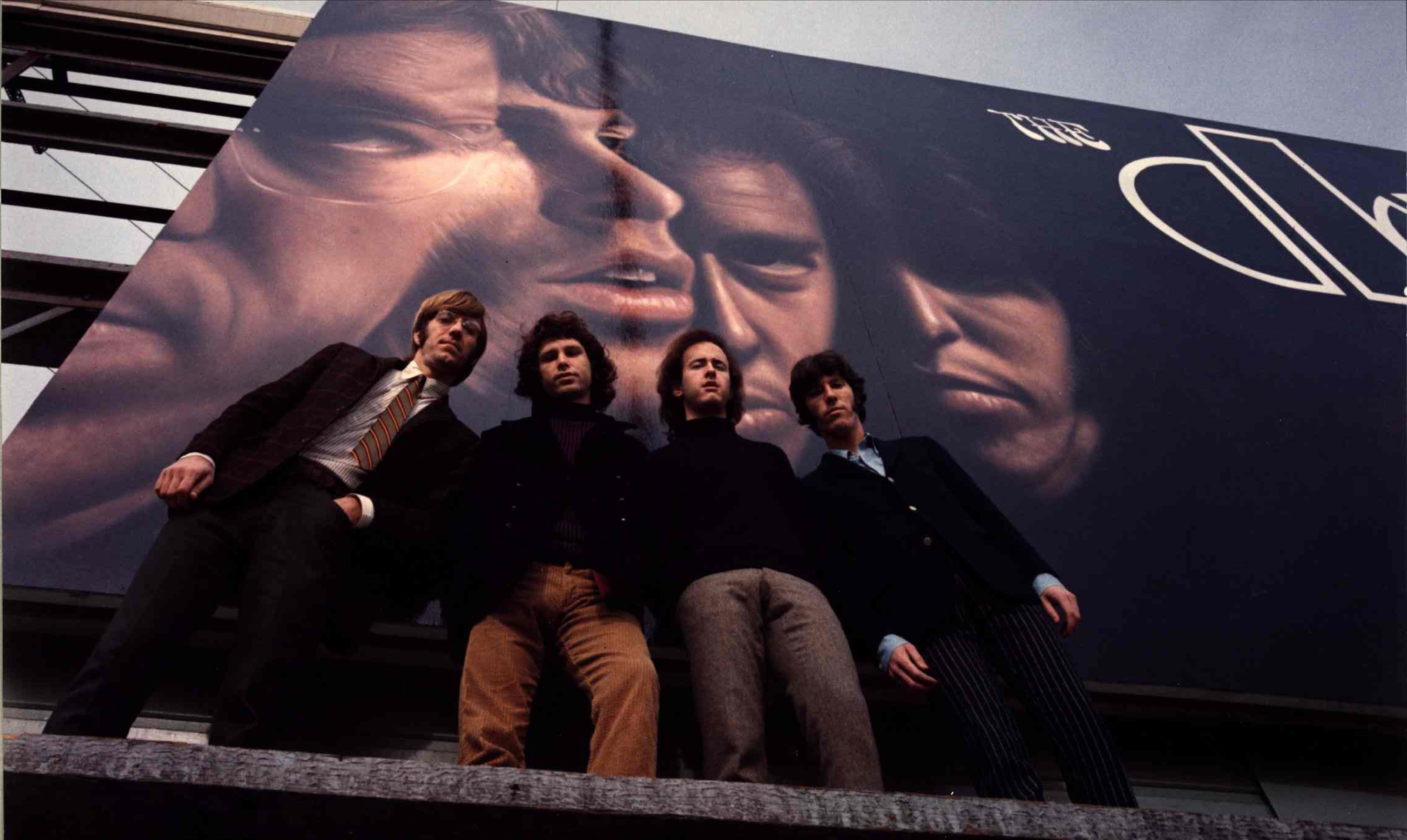 the doors billboard