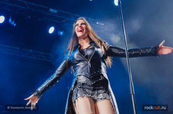 Фотоотчет | Nightwish в Питере | СК Юбилейный | 24.05.2016
