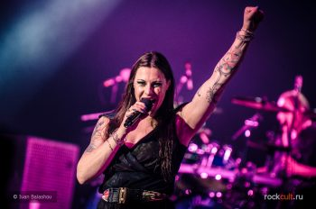 Фотоотчет | Nightwish в Москве | Crocus City Hall | 20.05.2016