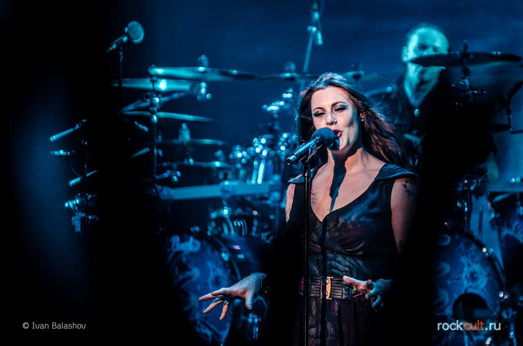 �������� Nightwish � ������ Crocus City Hall 20.05.2016