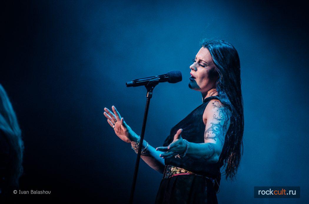 Фотоотчет | Nightwish в Москве | Crocus City Hall | 20.05.2016