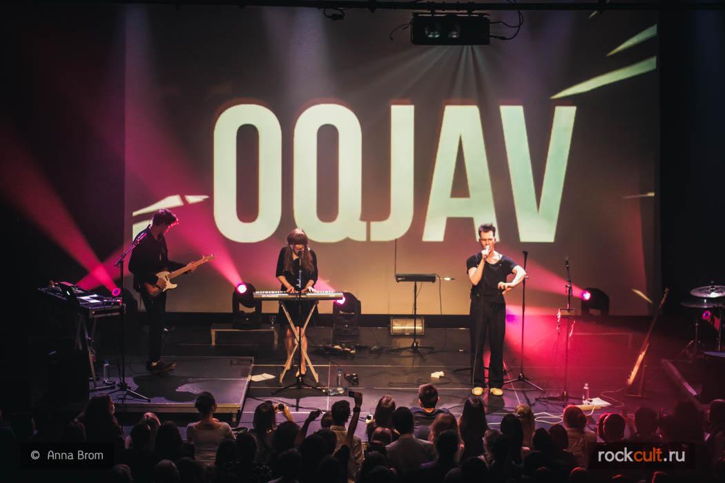 Фотоотчёт OQJAV в Питере Эрарта 28.04.2016