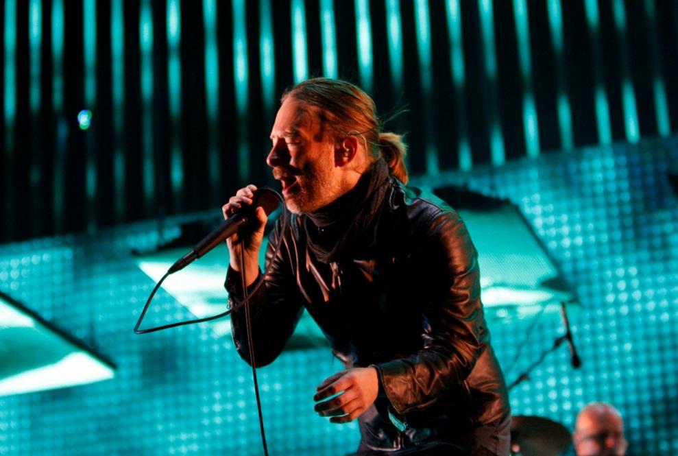 Сайт Radiohead опустел